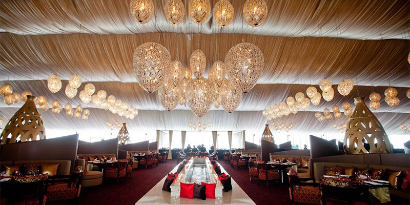 Get Your Iftar Fix At These Ramadan Tents In Dubai