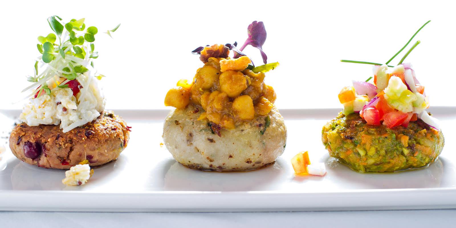 Pure vegetarian indian restaurants in london