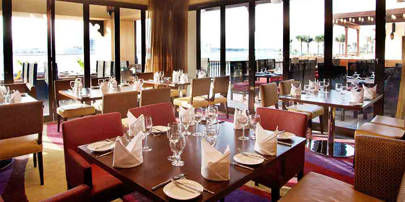 Ruth Chris Dubai