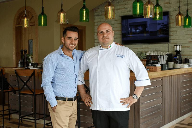 Chef Il Faro