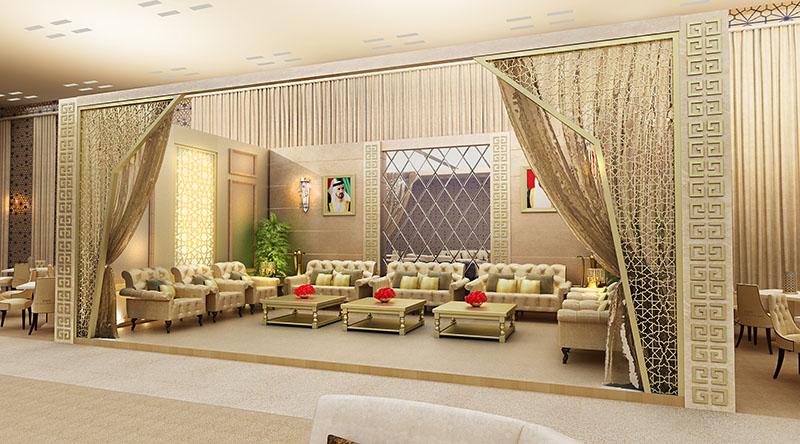 Ritz Carlton Ramadan Dubai