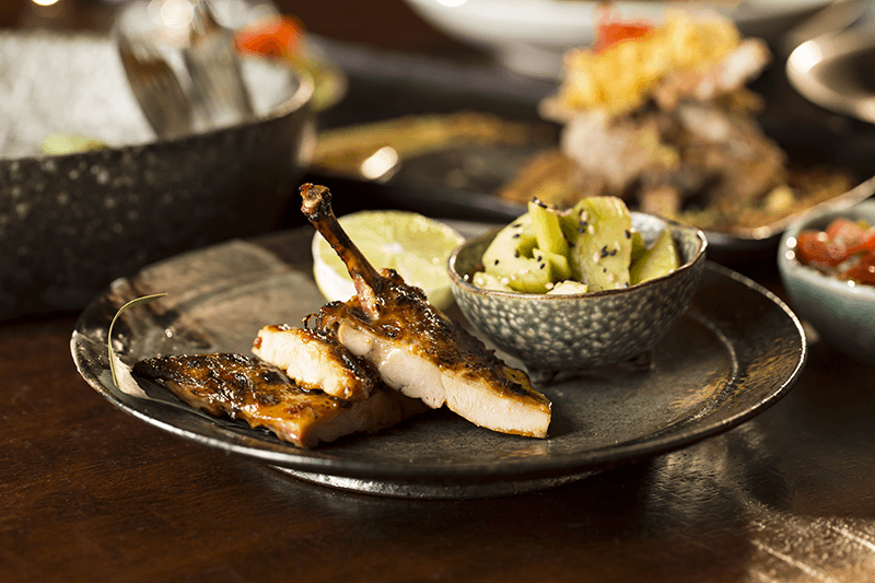 Chicken Novikov Dubai