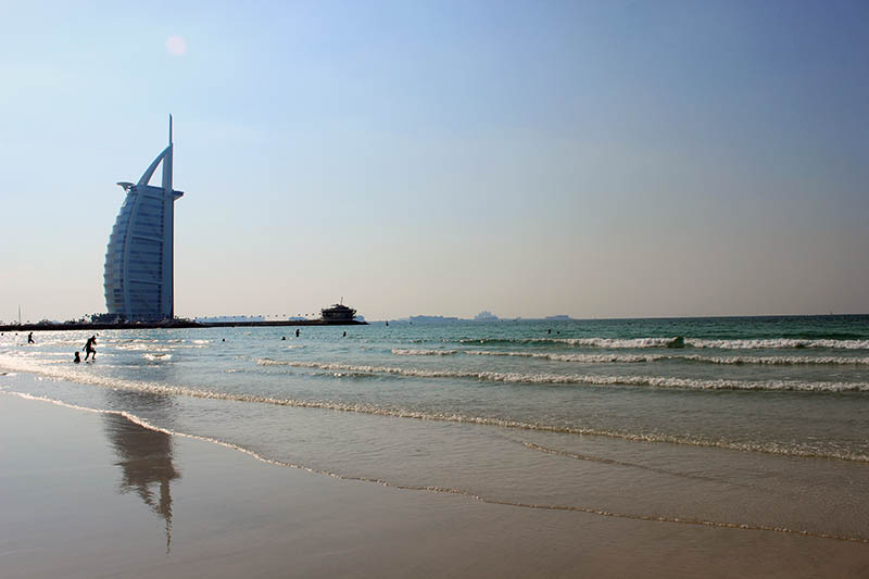 Public Beach Dubai