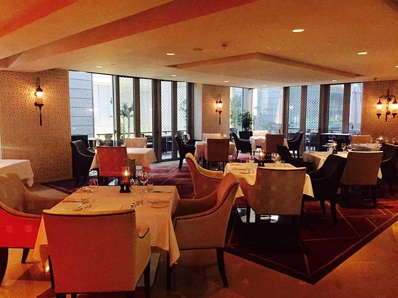 The Capital Club Dubai
