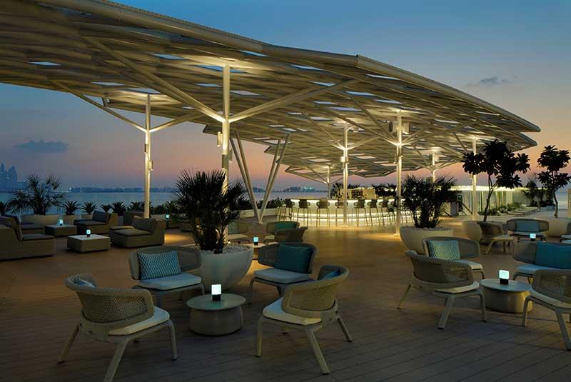 Scape Restaurant Dubai