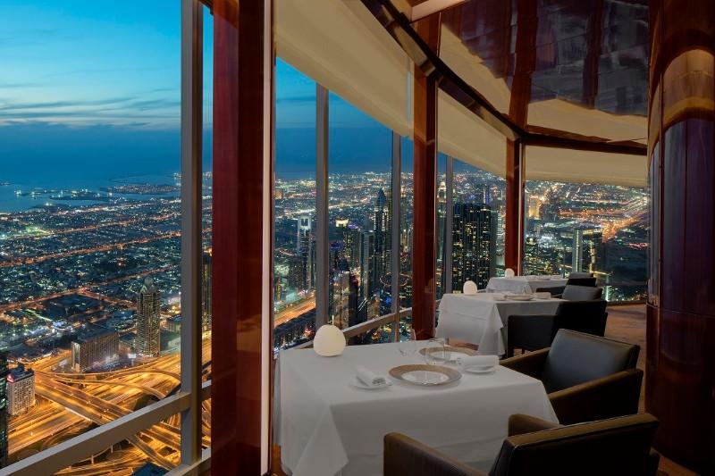 At.mosphere Dubai Valentine