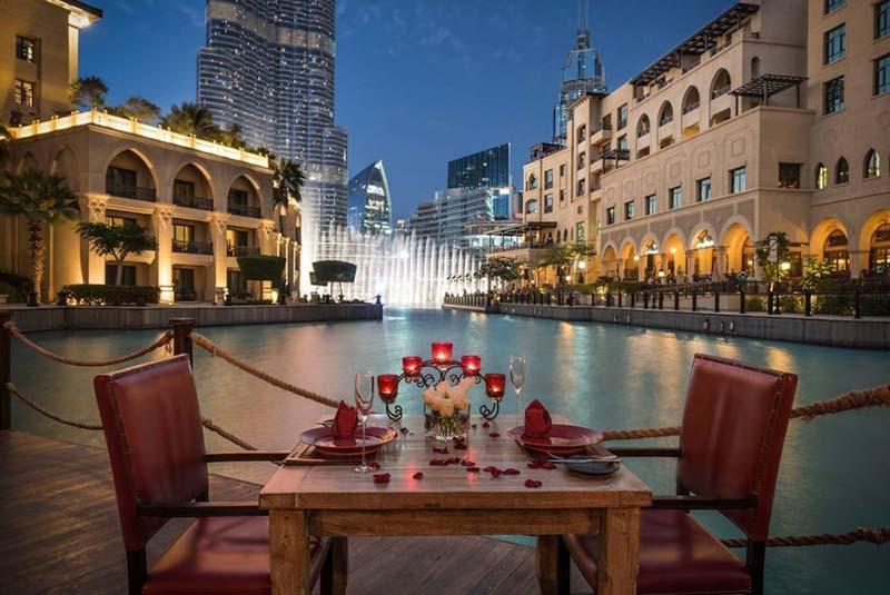 Asado Dubai Valentines Day