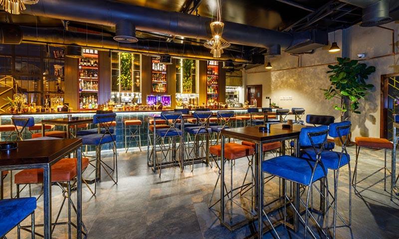 Hazel Rooftop Lounge