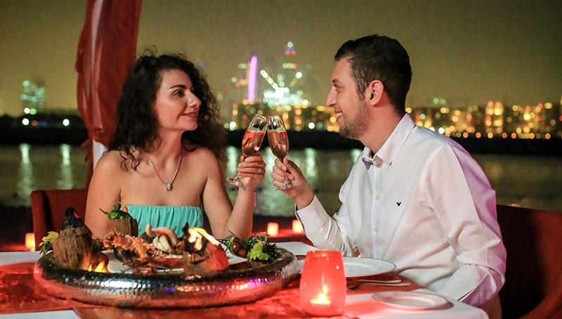 Aegean Dubai Valentine's