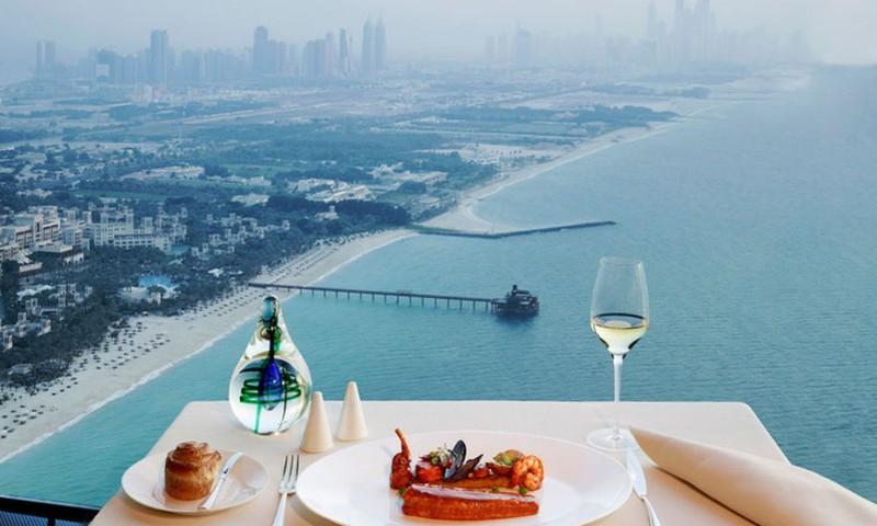 Al Muntaha Dubai Valentines Day
