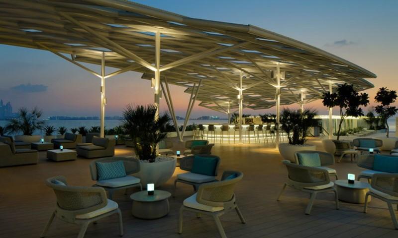 Scape Restaurant Dubai Valentines