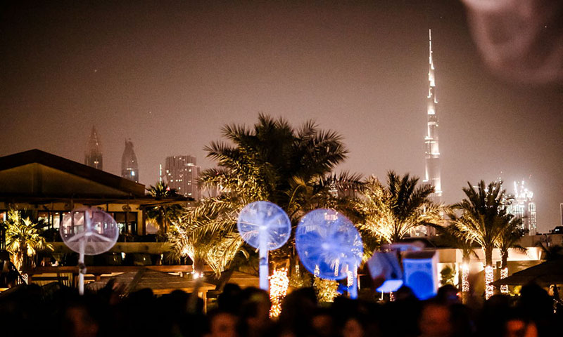 Sho Cho Dubai Valentines Day