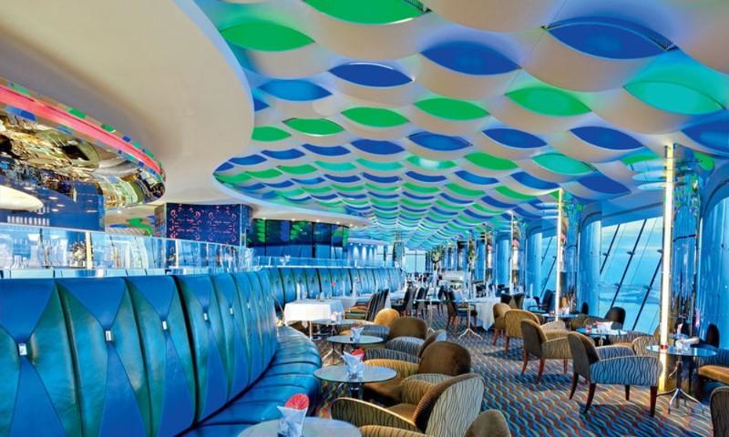 Skyview Bar Valentines Dubai