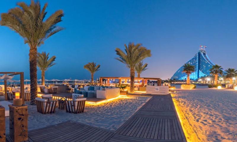 Villa Beach Dubai Valentines Day
