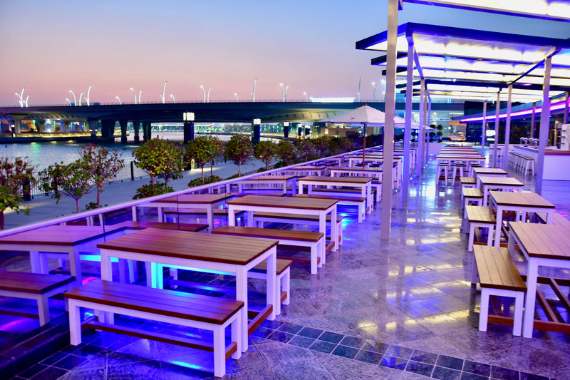 Cafe Artois Dubai