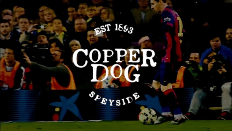 Copper Dog Dubai World Cup