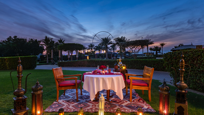 50 Romantic Restaurants In Dubai And Abu Dhabi For Valentines Day
