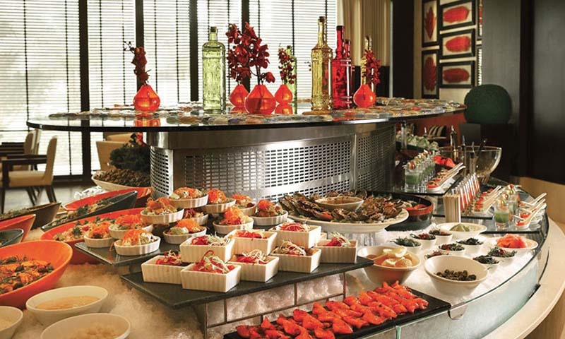 makan-roda-al-bustan-garhoud-restaurant-2