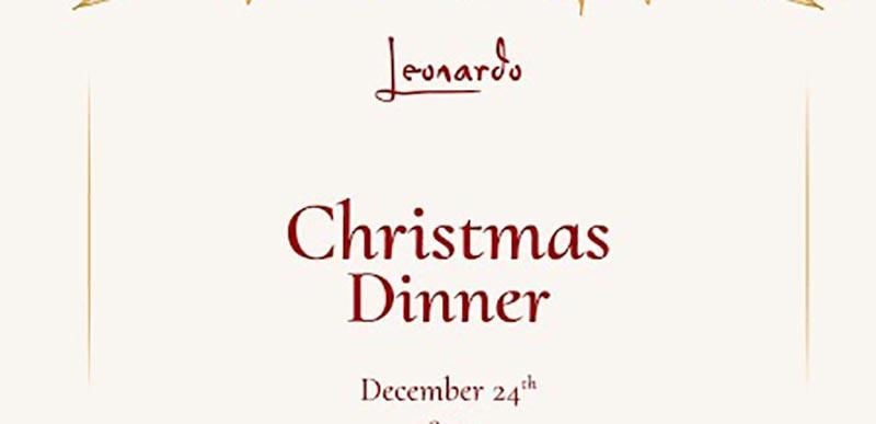 Leonardo-Christmas