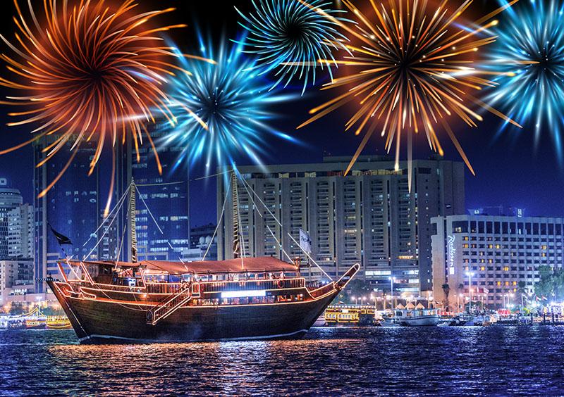 New-Year--s-Eve-by-the-creek---Radisson-Blu-Hotel--Dubai-Deira-Creek