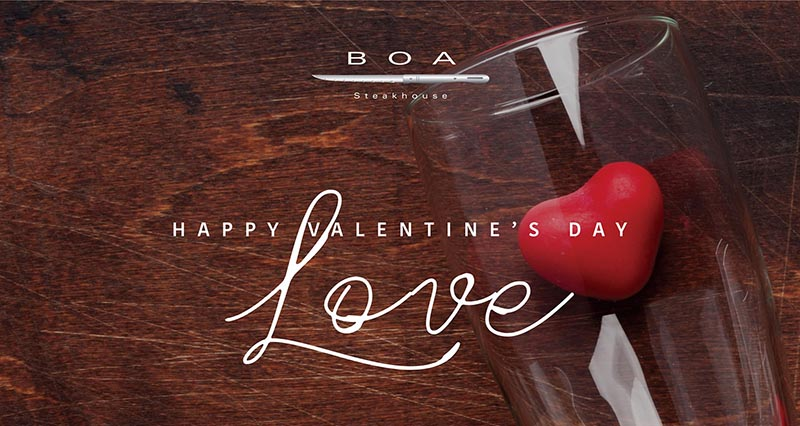 Boa-Valentines