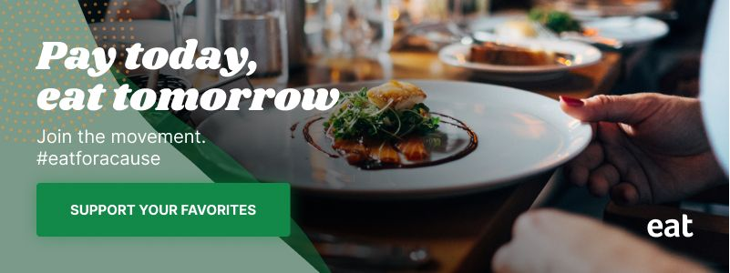 Support restaurants during covid-19 with vouchers by eat app